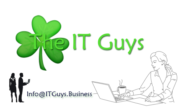 The IT Guys Support Blog